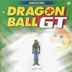 Figuras y Muñecos Manga: DRAGON BALL GT Nº9 - PLANETA DEAGOSTINI. Lote 55310297