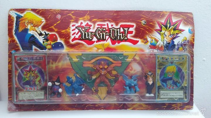 BLISTER DE YU GI OH YUGIOH FIGURAS DE ACCION NUEVAS YU-GI-OH (Juguetes - Figuras de Acción - Manga y Anime)