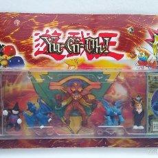 Figuras y Muñecos Manga: BLISTER DE YU GI OH YUGIOH FIGURAS DE ACCION NUEVAS YU-GI-OH. Lote 57241000