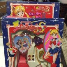 Figuras y Muñecos Manga: SAILOR MOON SET BANDAI 1994 PVC MUY RARO IMPORTACIÓN JAPÓN . Lote 58205408