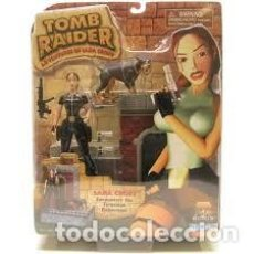 Figuras y Muñecos Manga: TOMB RAIDER TERRIBLE CAIMAN. Lote 64015307