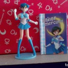 Figuras y Muñecos Manga: SAILOR MOON MINI BOOK FIGURA FIGURE MERCURIO MERCURY. Lote 174213079