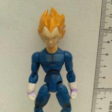 Figuras y Muñecos Manga: FIGURA DE ACCIÓN VEGETA DRAGON BALL Z ARTICULADO DBZ. Lote 72787837