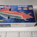 Figuras y Muñecos Manga: SPACE CRUISER YAMATO Nº19 BANDAI 1980 MADE IN JAPAN -KIT PLASTICO-14CM-RARO-EARTH DEFENSE FORCE. Lote 72842999
