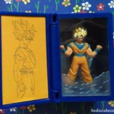 Figuras y Muñecos Manga: DRAGON BALL BOLA DE DRAGON BOX SURPRISE CON LUZ SON GOKU. Lote 74762499