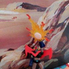 Figuras y Muñecos Manga: FIGURA PLASTICO GREAT MAZINGER Z . Lote 78284537