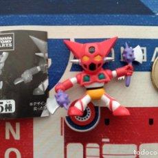 Figuras y Muñecos Manga: GETTER ROBOT GETA ROBO MAZINGER Z GO NAGAI MAZINGER SD. Lote 79199501