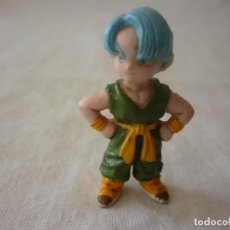 Figuras y Muñecos Manga: FIGURA TRUNKS - DRAGON BALL - 4 CM.. Lote 81715732