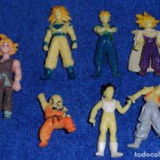 Figuras y Muñecos Manga: DRAGON BALL - DRAGON BALL Z - FIGURAS TIPO KINDER. Lote 83118100