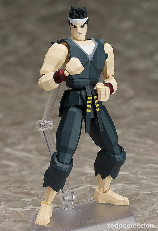 AKIRA YUKI FIGURA 15 CM VIRTUA FIGHTER FIGMA (Juguetes - Figuras de Acción - Manga y Anime)