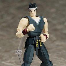 Figuras y Muñecos Manga: AKIRA YUKI FIGURA 15 CM VIRTUA FIGHTER FIGMA. Lote 84894652