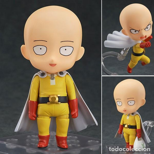 SAITAMA FIGURA 10 CM ONE PUNCH MAN NENDOROID (Juguetes - Figuras de Acción - Manga y Anime)