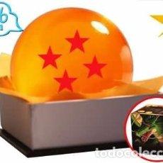 Figuras y Muñecos Manga: DRAGON BALL BOLA DE CRISTAL DE 7,6CM. EN CAJA. Lote 85384744