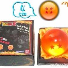 Figuras y Muñecos Manga: DRAGON BALL BOLA DE CRISTAL DE 4 CM. EN CAJA. Lote 85384828