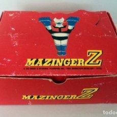 Figuras y Muñecos Manga: MAZINGER Z AÑO 1972 CAJA COMPLETA 12 SOBRES. COMANSI - DESCATALOGADO. Lote 85429640