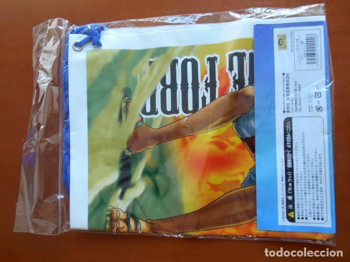 Figuras y Muñecos Manga: F-4 Bolsa mochila de plástico con imagen manga anime de ONE PIECE - Foto 2 - 86227740