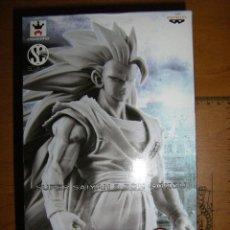 Figuras y Muñecos Manga - Super Saiyan 3 Son Goku. Banpresto figure Colosseum - 86336468