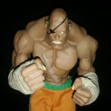 Figuras y Muñecos Manga: SOTA TOYS STREET FIGHTER SAGAT VARIANTE. Lote 93699475