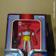 Figuras y Muñecos Manga: MAZINGER Z: SUPER ROBOT GETTER 1 (METÁLICO, DE BANPRESTO, NUEVO IMPORTADO DE JAPÓN). Lote 99895455