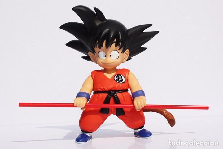 ANIME DRAGON BALL SON GOKU DISPLAY FIGURA DE JUGUETE 22,5 CM (Juguetes - Figuras de Acción - Manga y Anime)