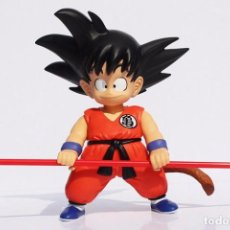 Figuras y Muñecos Manga: ANIME DRAGON BALL SON GOKU DISPLAY FIGURA DE JUGUETE 22,5 CM. Lote 122138348