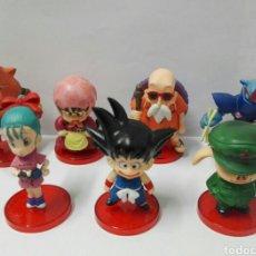 Figuras y Muñecos Manga: LOTE FIGURAS DRAGON BALL GOKU BULMA FIGURAS ACCIÓN ANIME MANGA NIPÓN. Lote 104226272