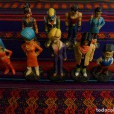 Figuras y Muñecos Manga: LOTE 18 FIGURAS FIGURA DRAGON BALL GT. BUEN ESTADO.. Lote 106191423