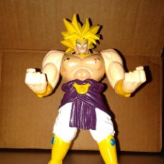 Figuras y Muñecos Manga: BROLY PERSONAJE DE DRAGON BALL Z SUPER BATTLE COLLETION BOOTLEG 90S TODO A CIEN. Lote 110676275