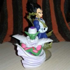 Figuras y Muñecos Manga: DRAGON BALL Z PICCOLO VEGETA FIGURA IMAGINATION 10 BANDAI. Lote 111969031