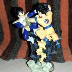 Figuras y Muñecos Manga: DRAGON BALL Z GOKU VS VEGETA FIGURA IMAGINATION 9 BANDAI. Lote 111969195