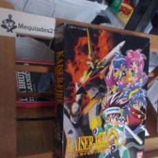 Figuras y Muñecos Manga: KAISER FIRE KNIGHT LAMUNE MODEL KIT LM SERIES 007 BANDAI (IMPORTADO DE JAPÓN, NUEVO) MAQUETA MECHA. Lote 112611887