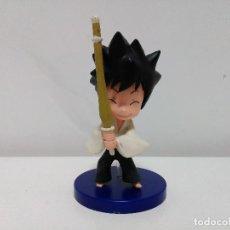 Figuras y Muñecos Manga: KATEKYO HITMAN REBORN! FIGURA DEFORMED GASHAPON DE TAKESHI YAMAMOTO - TAKARA TOMY. Lote 112710575