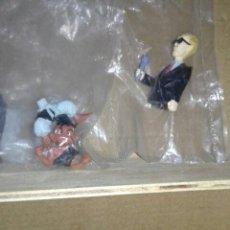 Figuras y Muñecos Manga: DRAGONBALL Z. VENDING BANDAI . PRESENTADOR ZURASAI Y UBB. Lote 113259815