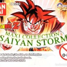 Figuras y Muñecos Manga: DRAGONBALL Z. VENDING BANDAI . GOGETA. MAXI COLLECTION SAIYAN STORM. Lote 113262047