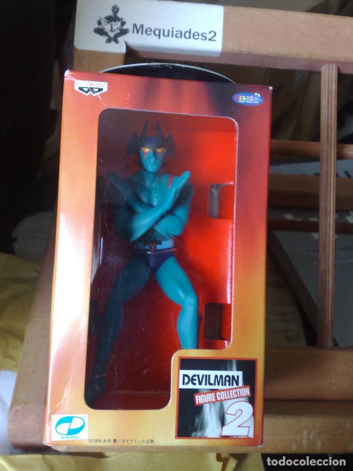Banpresto: Devilman (GO NAGAI figure collection 02 TV version ) NUEVO,  IMPORTADO DE JAPÓN