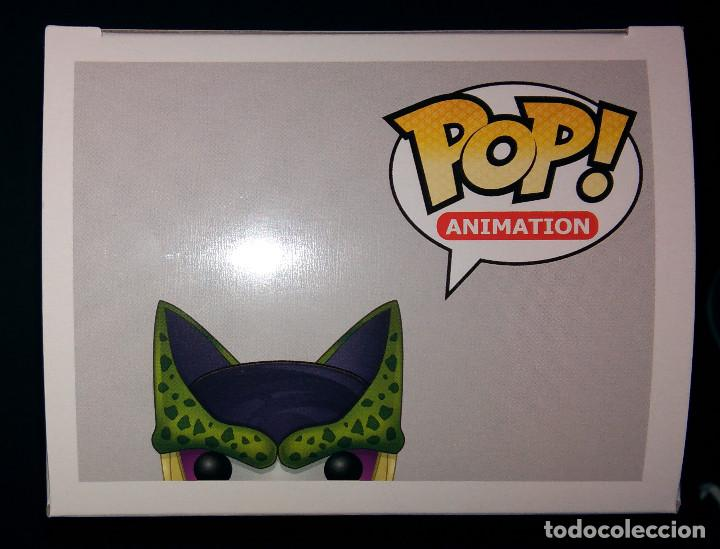 Figuras y Muñecos Manga: Dragon Ball Z Figura Funko Pop! Animation 13 Vinyl Perfect Cell Célula en su forma perfecta - Foto 6 - 125073808