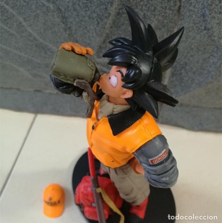 Figuras y Muñecos Manga: DRAGON BALL: GOKU, (20 CM) FIGURA MUY DETALLADA, NUEVA - Foto 3 - 114919843