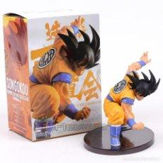 Figuras y Muñecos Manga: DRAGON BALL: GOKU (12 CM) FIGURA MUY DETALLADA, NUEVA. Lote 115090895
