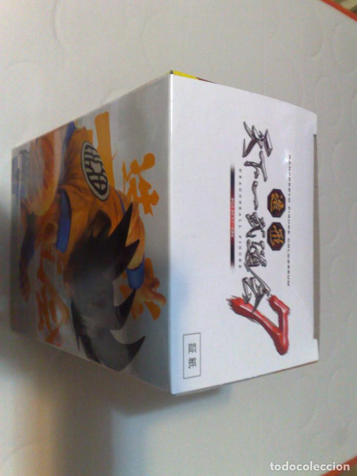 Figuras y Muñecos Manga: DRAGON BALL: GOKU (12 CM) FIGURA MUY DETALLADA, NUEVA - Foto 3 - 115090895