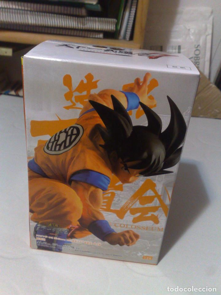 Figuras y Muñecos Manga: DRAGON BALL: GOKU (12 CM) FIGURA MUY DETALLADA, NUEVA - Foto 5 - 115090895