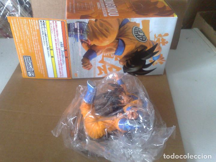 Figuras y Muñecos Manga: DRAGON BALL: GOKU (12 CM) FIGURA MUY DETALLADA, NUEVA - Foto 10 - 115090895