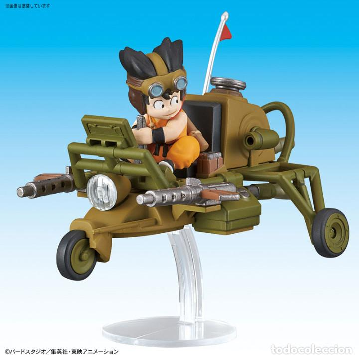 Figuras y Muñecos Manga: DRAGON BALL: SON GOKU'S JET BUGGY ( BANDAI MECHA COLLECTION Nº , NUEVO IMPORTADO DE JAPÓN) - Foto 1 - 115292851