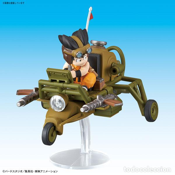 Figuras y Muñecos Manga: DRAGON BALL: SON GOKU'S JET BUGGY ( BANDAI MECHA COLLECTION Nº , NUEVO IMPORTADO DE JAPÓN) - Foto 5 - 115292851