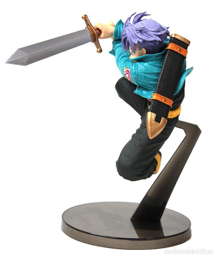 Figuras y Muñecos Manga: DRAGON BALL Z: TRUNKS DEL FUTURO - Foto 3 - 117846779