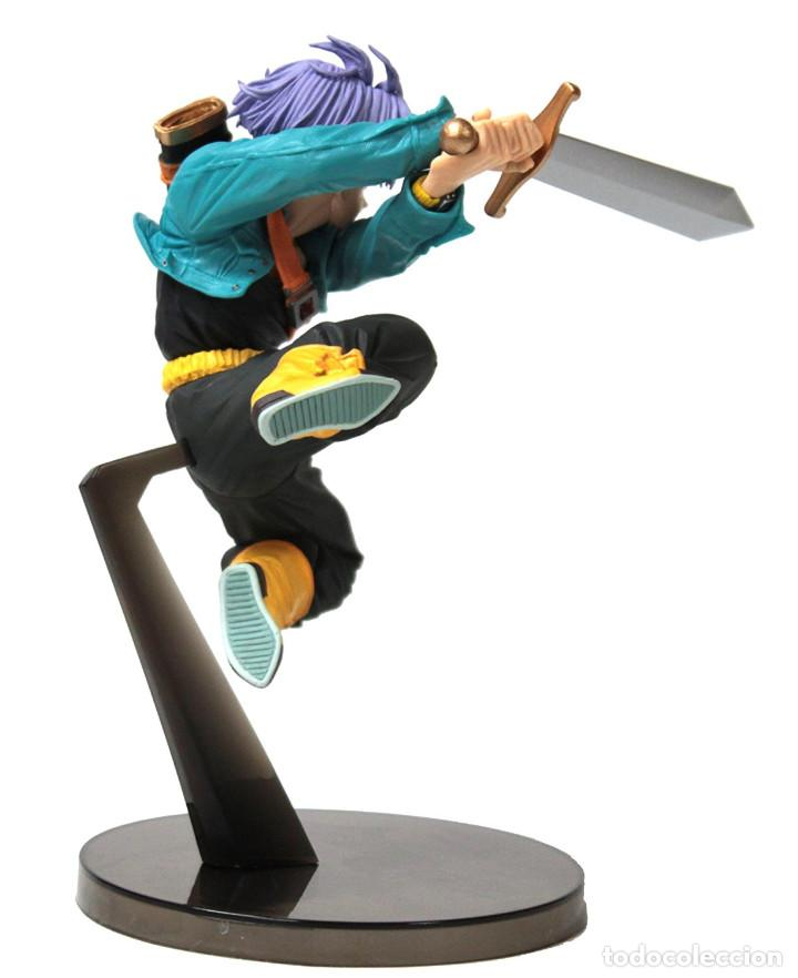 Figuras y Muñecos Manga: DRAGON BALL Z: TRUNKS DEL FUTURO - Foto 5 - 117846779