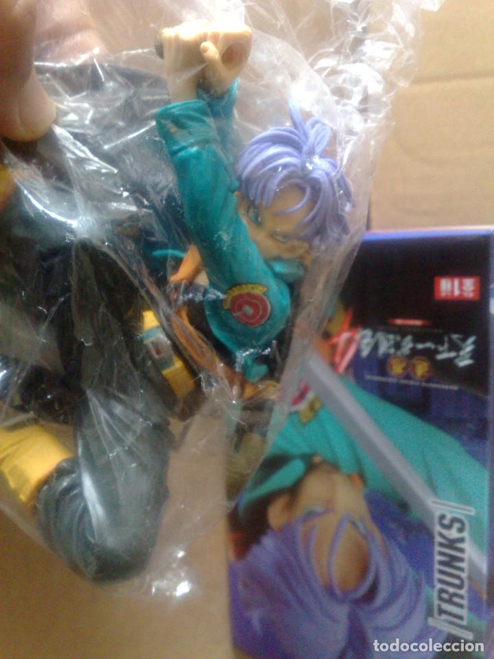 Figuras y Muñecos Manga: DRAGON BALL Z: TRUNKS DEL FUTURO - Foto 7 - 117846779