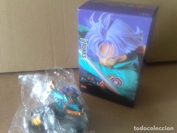 Figuras y Muñecos Manga: DRAGON BALL Z: TRUNKS DEL FUTURO - Foto 8 - 117846779