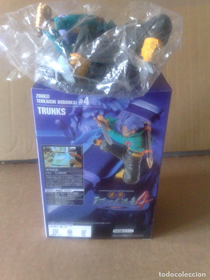 Figuras y Muñecos Manga: DRAGON BALL Z: TRUNKS DEL FUTURO - Foto 9 - 117846779