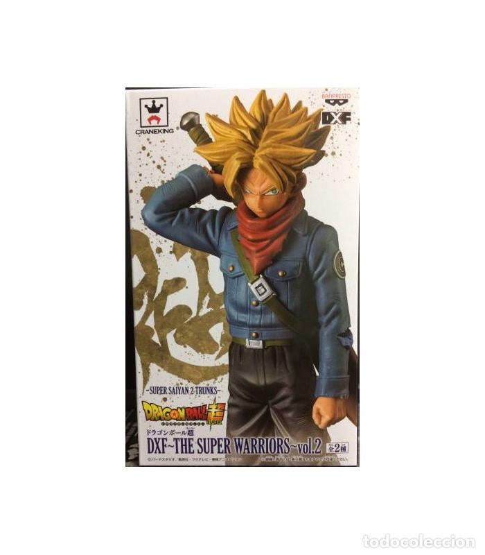 Figuras y Muñecos Manga: DRAGON BALL Z: TRUNKS - Foto 2 - 117854567