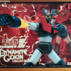 Figuras y Muñecos Manga: MAZINGER Z DYNAMITE GOKIN COLLECTION SUPER ROBOT SERIES NÚM. 01 - ANIME COMIC MANGA. Lote 118538758